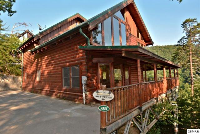 "3535 Carsons Ridge Way ""Lost Texan"", Sevierville, TN 37862 (#222737) :: Prime Mountain Properties"