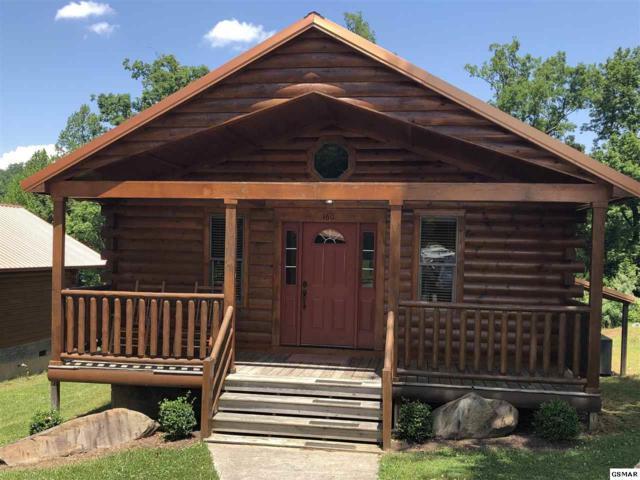 160 White Oak Way, Gatlinburg, TN 37738 (#222738) :: Colonial Real Estate