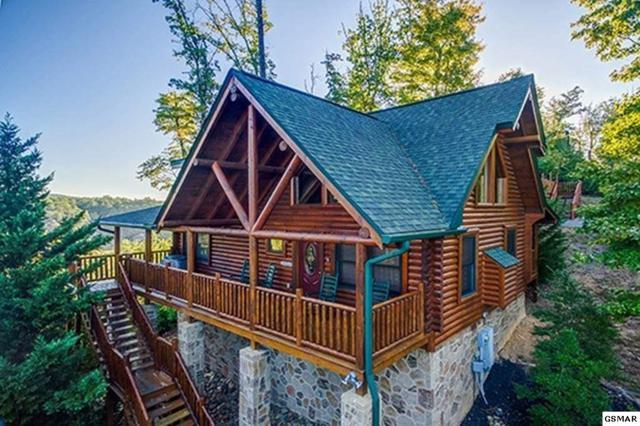 1665 Mountain Lodge Way Mountain Memori, Pigeon Forge, TN  (#222749) :: Prime Mountain Properties