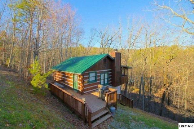 "1784 Blue Ridge Road ""Trails End"", Sevierville, TN 37876 (#222809) :: Prime Mountain Properties"