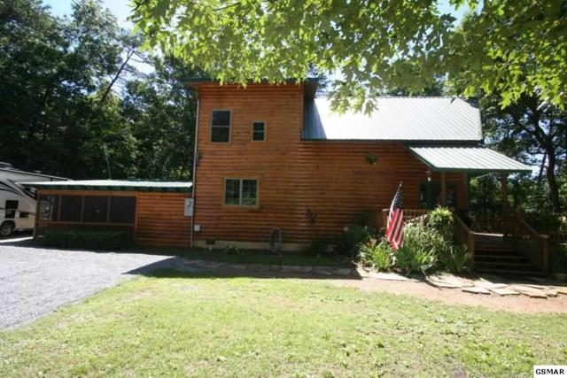 3316 Leonard Huskey Ln, Pigeon Forge, TN 37863 (#222935) :: Colonial Real Estate
