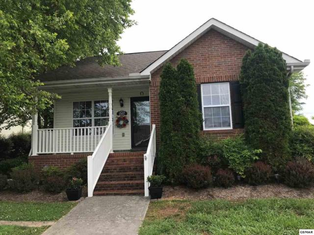 1507 Mayberry Ln, Sevierville, TN 37862 (#223026) :: Colonial Real Estate