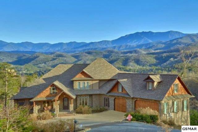 "3270 Laurel Cove Trail ""Bluff Mountain, Sevierville, TN 37862 (#223034) :: Colonial Real Estate"
