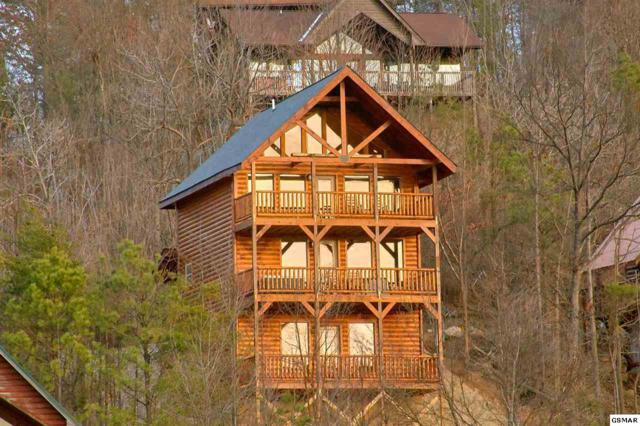 "2320 Fox Berry Way ""Panoramic View, Sevierville, TN 37876 (#223178) :: Prime Mountain Properties"