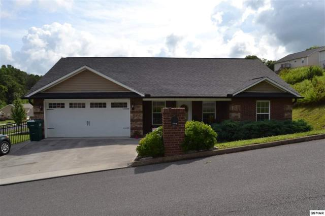 2014 Infinity Lane, Sevierville, TN 37876 (#223202) :: Four Seasons Realty, Inc