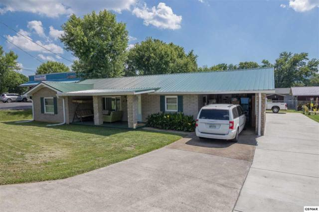 3320 Teaster Ln., Pigeon Forge, TN 37863 (#223309) :: Colonial Real Estate