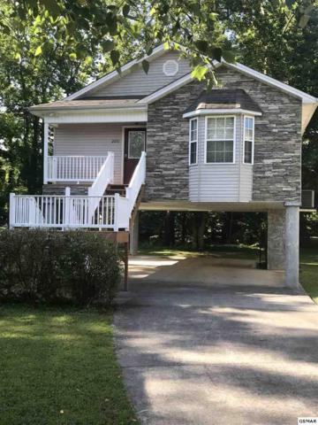 2032 Slippery Rock Circle, Pigeon Forge, TN 37863 (#223401) :: SMOKY's Real Estate LLC