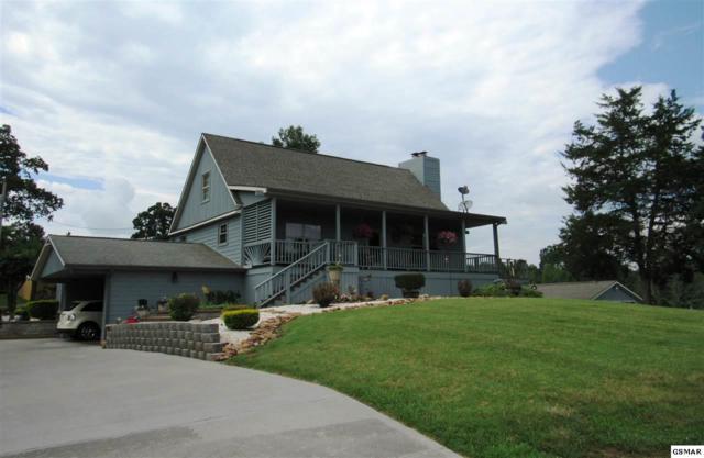 1243 Cedar Hill, Dandridge, TN 37725 (#223453) :: Prime Mountain Properties
