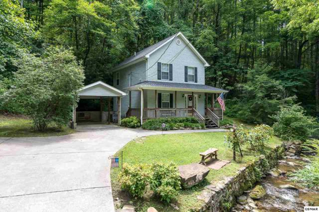 604 Baskins Creek Rd, Gatlinburg, TN 37738 (#223544) :: The Terrell Team