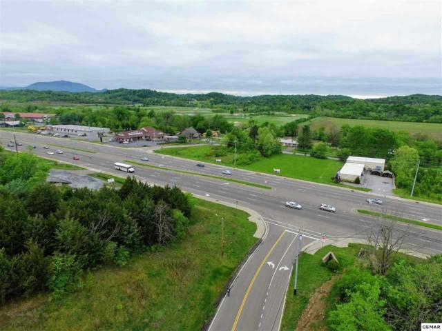 PARCEL 25.23 WINFIELD DUNN PARKWAY, Sevierville, TN 37876 (#223584) :: Four Seasons Realty, Inc