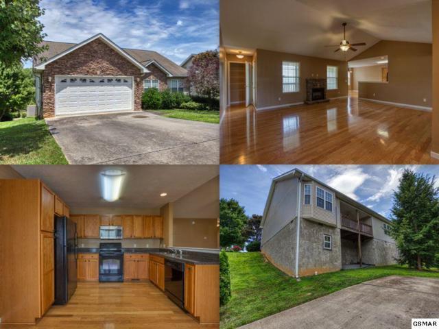 2518 Brookwood Drive, Pigeon Forge, TN 37863 (#223612) :: SMOKY's Real Estate LLC