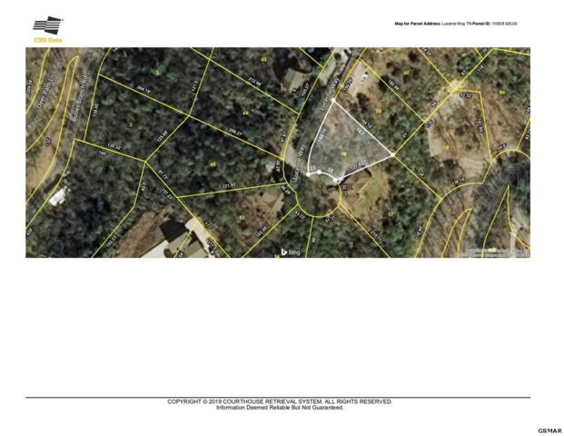 Lot # 58 Lucerne Way, Gatlinburg, TN 37738 (#223879) :: Four Seasons Realty, Inc