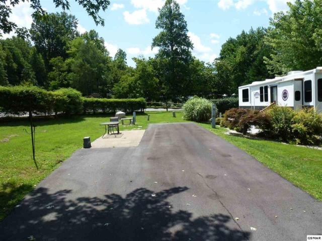 4223 E Parkway Lot #154 Lot #154, Gatlinburg, TN 37738 (#223981) :: Four Seasons Realty, Inc