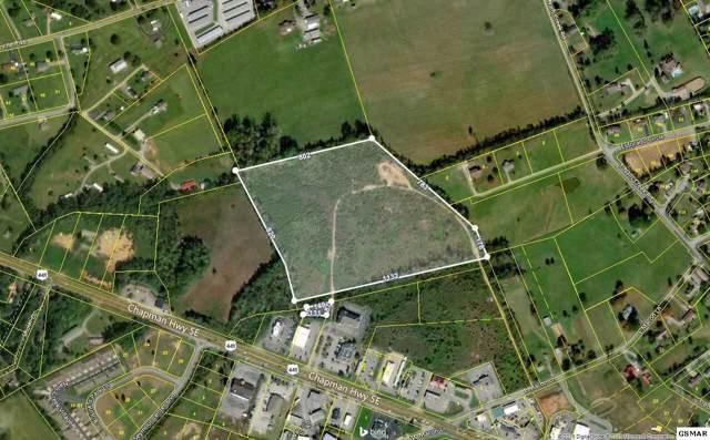 East Macon Lane, Seymour, TN 37865 (#224648) :: SMOKY's Real Estate LLC