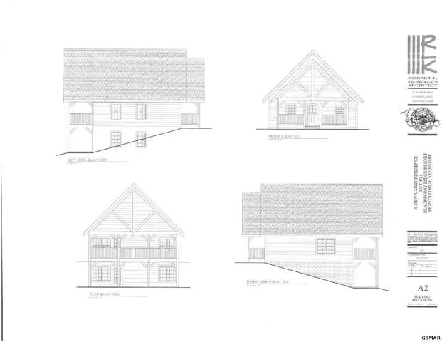 Lot 25 Blueberry Ridge Way, Pigeon Forge, TN 37863 (#224651) :: Colonial Real Estate