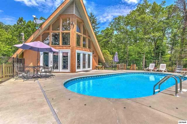 1176 Tanrac Trl, Gatlinburg, TN 37738 (#224660) :: Prime Mountain Properties