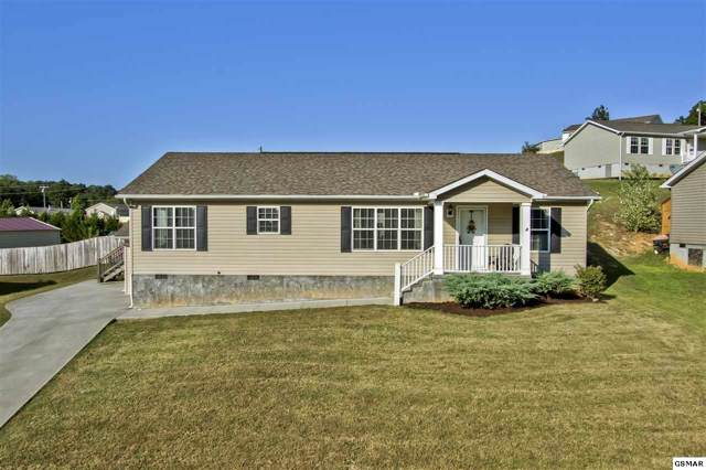 1191 Case View Rd, Dandridge, TN 37725 (#224667) :: Prime Mountain Properties