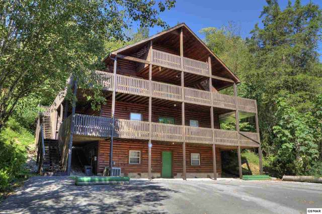 414 Hideaway Ridge Circle, Sevierville, TN 37862 (#224673) :: Prime Mountain Properties