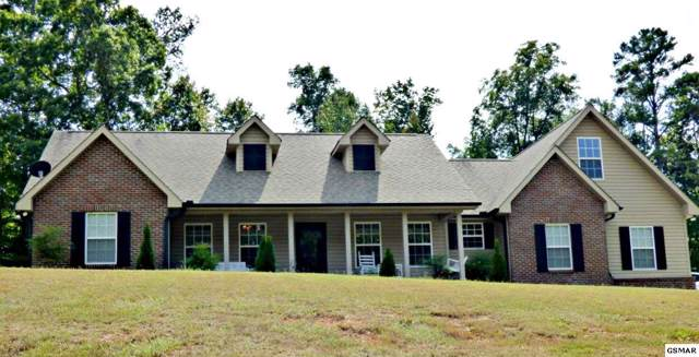 929 Bob O Dr, Dandridge, TN 37725 (#224680) :: Prime Mountain Properties