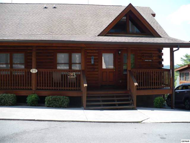 419 Big Bear Way, Pigeon Forge, TN 37863 (#224691) :: Prime Mountain Properties