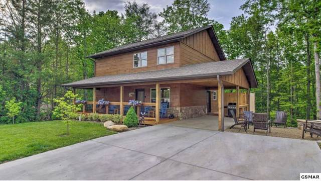 542 Johnson Ln, Gatlinburg, TN 37738 (#224699) :: Colonial Real Estate
