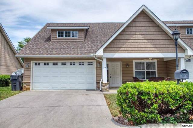 324 Meriwether Way, Pigeon Forge, TN 37863 (#224701) :: Four Seasons Realty, Inc