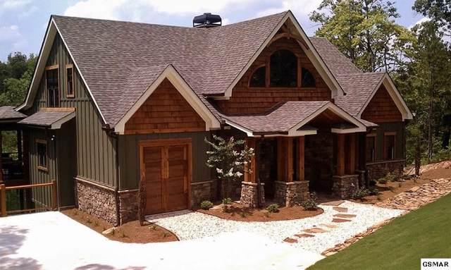 848 Chalet Village Blvd, Gatlinburg, TN 37738 (#224708) :: SMOKY's Real Estate LLC