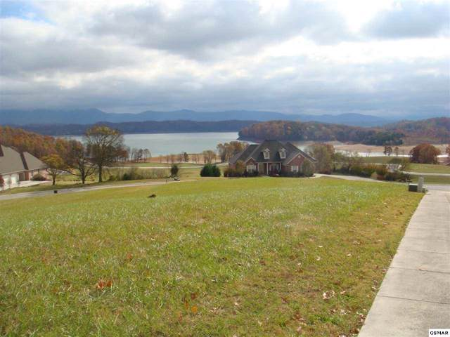 Lot 73 Serenity Overlook, Dandridge, TN 37725 (#224710) :: Four Seasons Realty, Inc