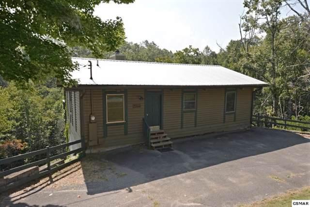 """1023 Twin Oaks Road """"Alan's Cabin"""", Gatlinburg, TN 37738 (#224714) :: Billy Houston Group"""