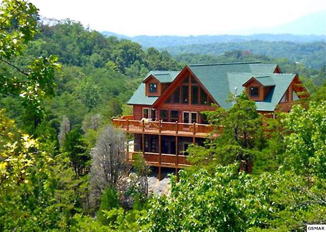 86 Thunder Mountain, Sevierville, TN 37862 (#224717) :: Colonial Real Estate