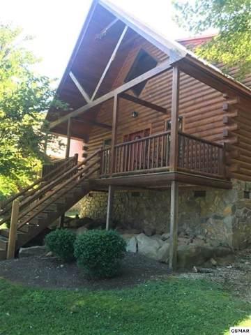 163 White Oak Way, Gatlinburg, TN 37738 (#224719) :: SMOKY's Real Estate LLC