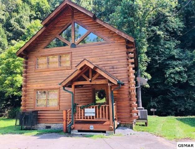 323 Caney Creek Road, Pigeon Forge, TN 37863 (#224723) :: The Terrell Team