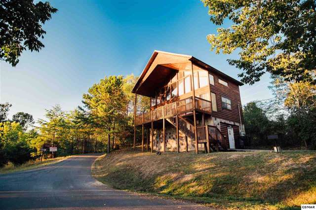 2841 Eagle Crest Way Smoky Mountain , Sevierville, TN 37862 (#224737) :: Colonial Real Estate