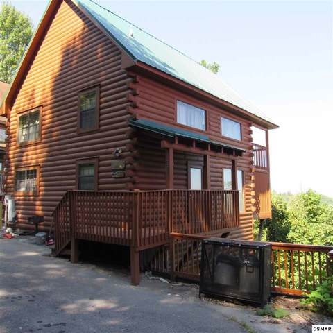 "2205 Fox Berry Way ""Solid Gold"", Sevierville, TN 37876 (#224752) :: SMOKY's Real Estate LLC"