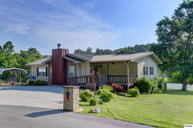 1725 Ed Huff Circle, Sevierville, TN 37876 (#224758) :: Four Seasons Realty, Inc