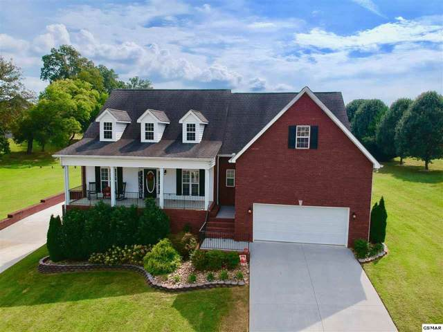 1611 Spear Point Ln, Sevierville, TN 37876 (#224782) :: Prime Mountain Properties