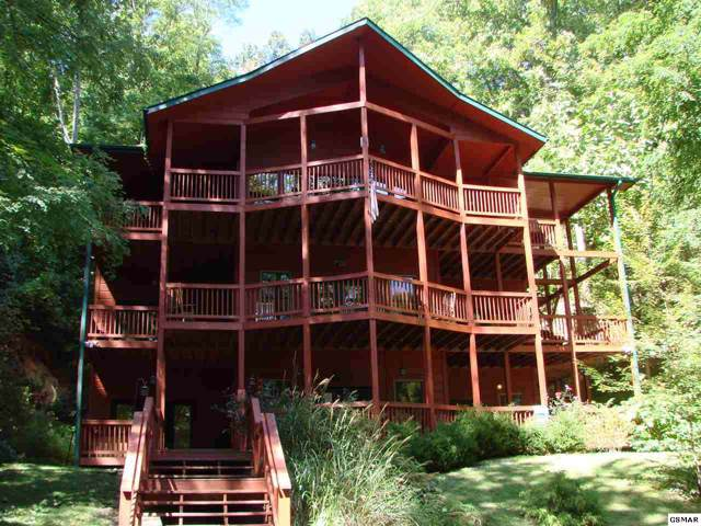 1230 Upper Alpine Way, Gatlinburg, TN 37738 (#224832) :: Colonial Real Estate