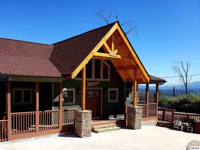748 Wiley Oakley Drive, Gatlinburg, TN 37738 (#224888) :: Prime Mountain Properties