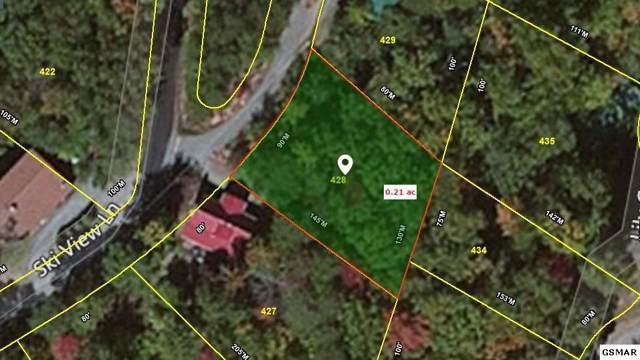 Lot 428 Ski View Lane, Sevierville, TN 37876 (#224892) :: Four Seasons Realty, Inc