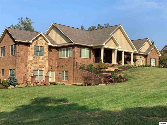 2057 Majestic Cir, Dandridge, TN  (#224950) :: Four Seasons Realty, Inc