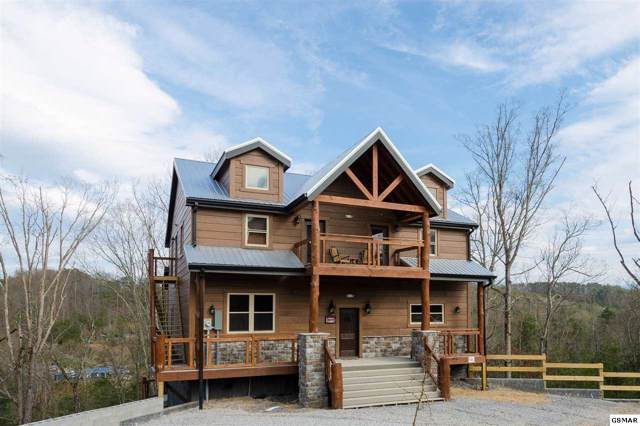 Lot 39 Woodland Trek Ln 6 Bedroom, Sevierville, TN 37876 (#224969) :: Colonial Real Estate