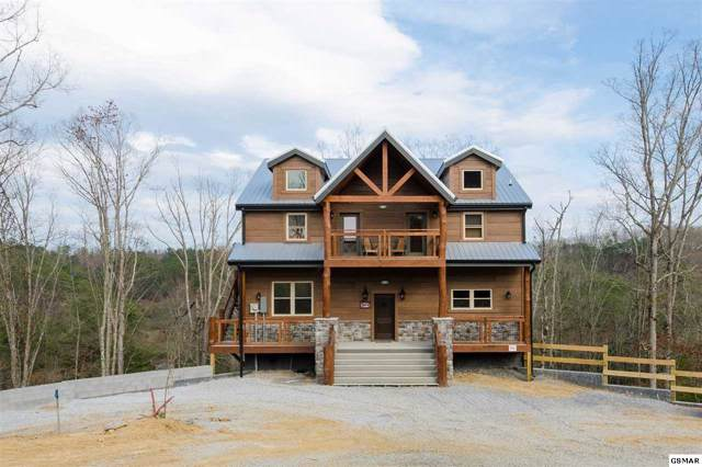 Lot 39 Woodland Trek Ln 7 Bedroom, Sevierville, TN 37876 (#224970) :: Colonial Real Estate