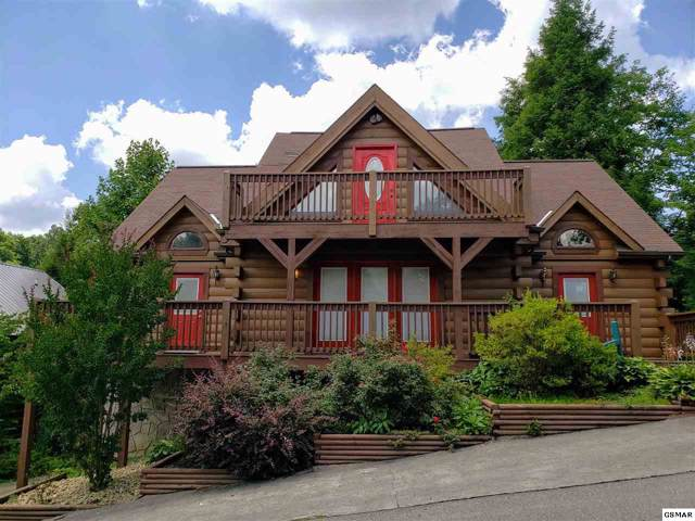 314 Brown Wren Way, Gatlinburg, TN 37738 (#224986) :: Colonial Real Estate