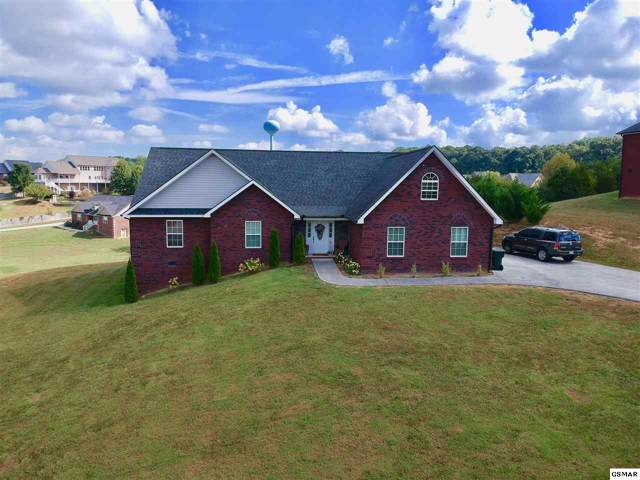 1464 Sugarland Cir, Sevierville, TN 37862 (#225016) :: Colonial Real Estate