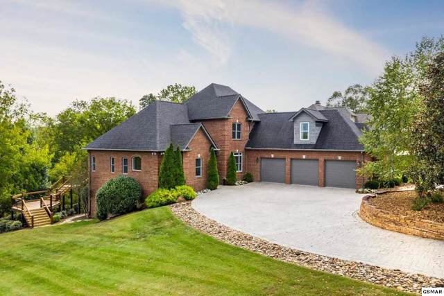 119 Swans Ferry Rd, Sevierville, TN 37876 (#225022) :: Four Seasons Realty, Inc