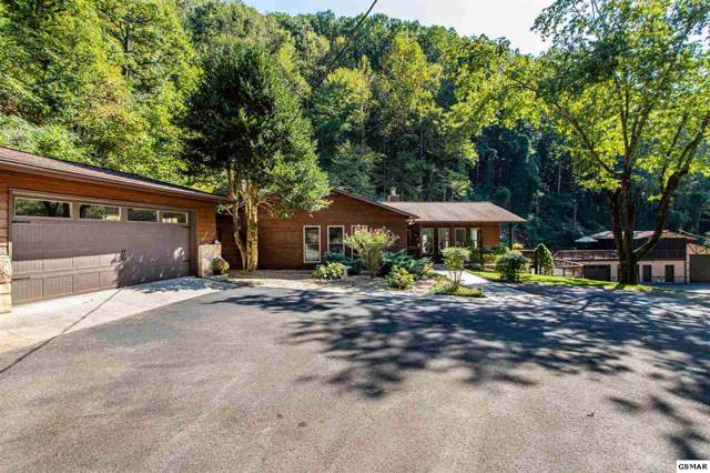 4322 New Pioneer Trl, Pigeon Forge, TN 37863 (#225045) :: The Terrell Team