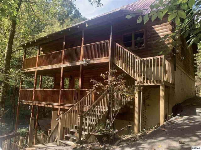 2158 Ridgecrest Loop Lane, Sevierville, TN 37876 (#225096) :: Four Seasons Realty, Inc