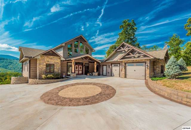 2714 Red Sky Dr, Sevierville, TN 37862 (#225100) :: Colonial Real Estate
