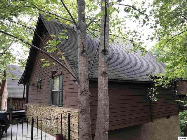 335 Greenwood Way, Pigeon Forge, TN 37863 (#225104) :: SMOKY's Real Estate LLC