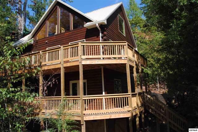 1622 Misty Hollow Way, Gatlinburg, TN 37738 (#225159) :: Colonial Real Estate